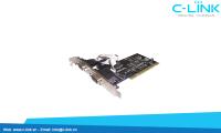 Card PCI Ra 2 Cổng RS232 UTEK (UT-703) C-LINK Phân Phối