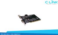 Card PCI Ra 2 Cổng RS-485/422 UTEK (UT-712) C-LINK Phân Phối