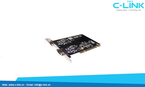 Card PCI Ra 2 Cổng RS-485/422 UTEK (UT-713) C-LINK Phân Phối