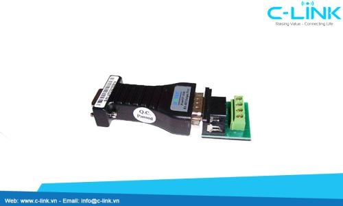 Bộ chuyển đổi RS-232 sang RS-485 UTEK (UT 204) C-LINK Phân Phối